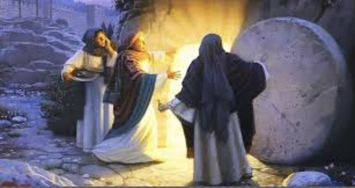 Yesus Bangkit Dari Antara Orang Mati Diperingati Sebagai Hari Paskah