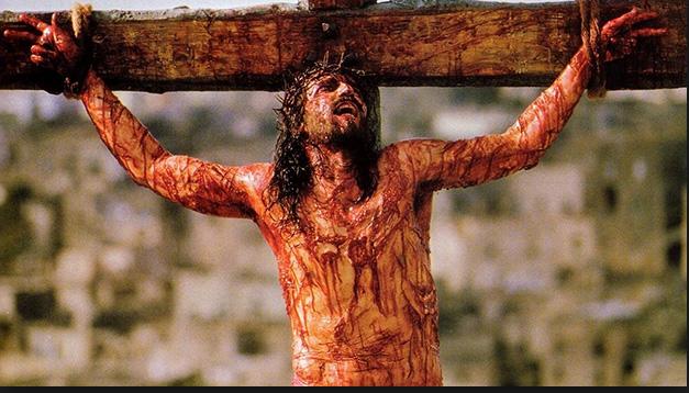 Yesus Wafat Di Kayu Salib Pada Hari Jumat