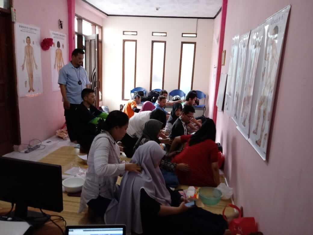 Pelatihan Terapi Akupresur (P3AI)di Bandung