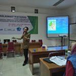 Nara Sumber P3AI PC Pasuruan dalam Pelatihan Pendidik