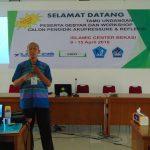 Nara Sumber P3AI dan PerP4RI Memberikan Materi di islami Centre Bekasi (II)