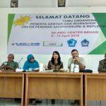 Pelatihan Pendidik Akupressure-Refleksi (PerP4RI-P3AI) di Islamic Centre Bekasi