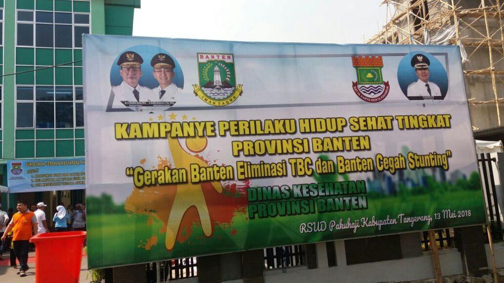 Peranan PerP4RI dan P3AI dalam Gerakan Masyarakat Sehat di Banten