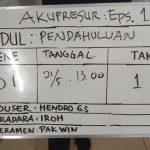 Behind The Scene Rekaman Perdana PerP4RI dan P3AI