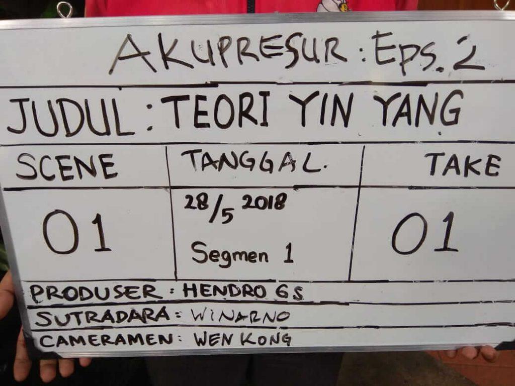 Behind The Scene Shooting Episode 2 PerP4RI Dan P3AI