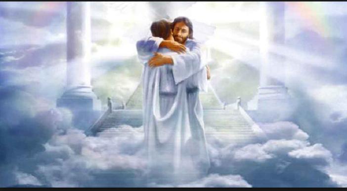 Yesus Sangat Mencintai Manusia Dan Mendoakan Hidup Kekal Bersaman