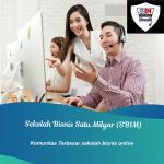 Sekolah Online Bisnis sb1m di Kalimantan Barat hub wa 08159270283